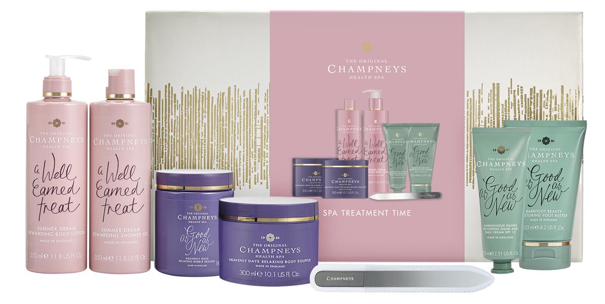 Champneys Spa Star Gift