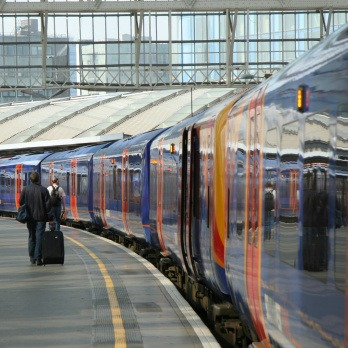 Train delays and cancellations jump 60% in a year