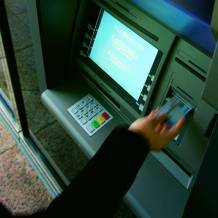 Free ATMs 'could start charging withdrawal fees' because of row over costs