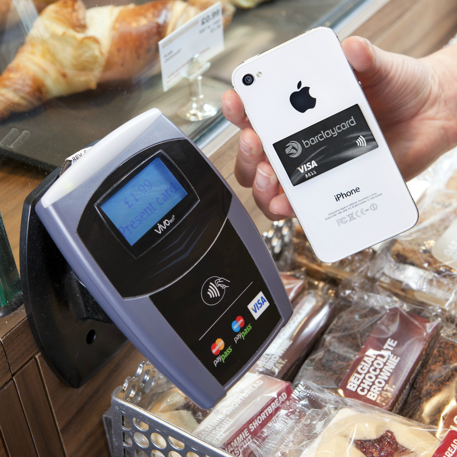 Barclaycard introduces contactless 'PayTag'