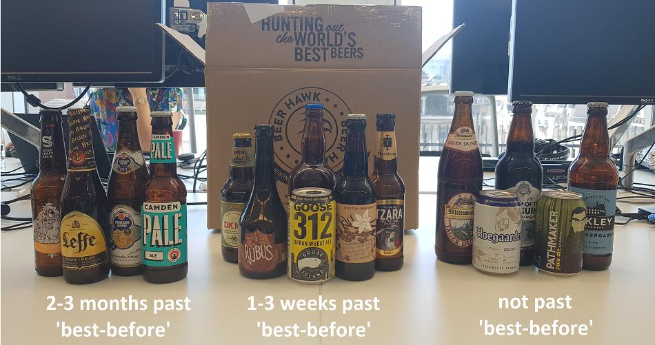 Beer Hawk 30 beers for £30