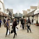 Bicester Village outlet shopping