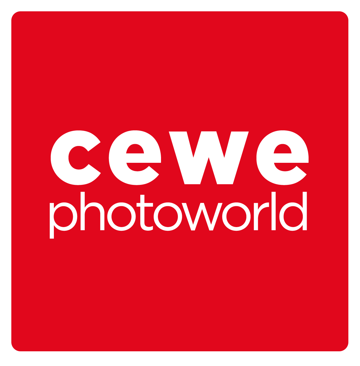 CEWE Photoworld logo
