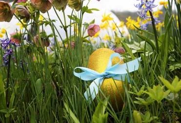 Easter at Eden