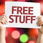6 FREEBIES that anyone can claim right now – including free gym pass, candles and calendar