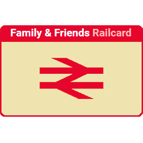 Fam & Friends Railcard