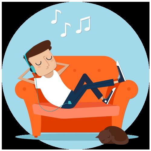Free Music Spotify Apple Music Deezer More