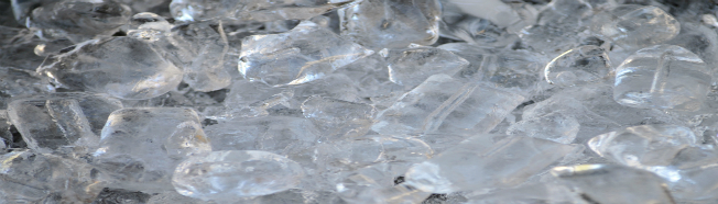 Ever have ice in your drink? It may be costing you...