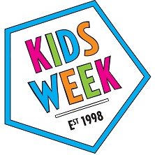 Kids Week logo