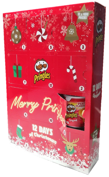 Quirky advent calendars including wine cheese and crisps for Where to buy cheese advent calendar
