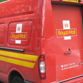 Royal Mail trials new parcel postboxes