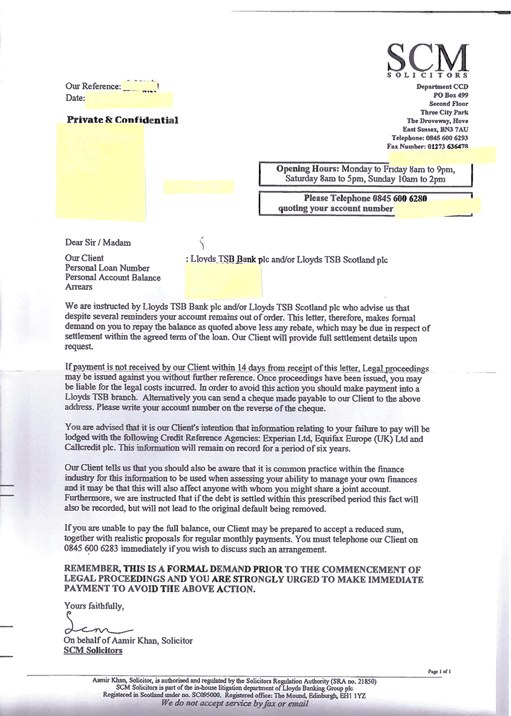 Letter to reclaim ppi for free which consumer rights oukasfo is it worth using a ppi claims company 10 things you spiritdancerdesigns Choice Image