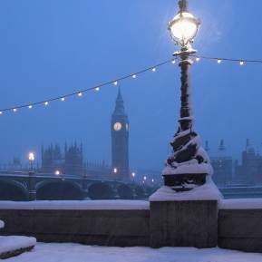 Heavy travel disruption as snow batters UK: your rights