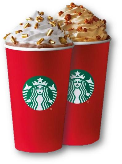 Starbucks 2for1