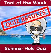 Summer Hols Quiz