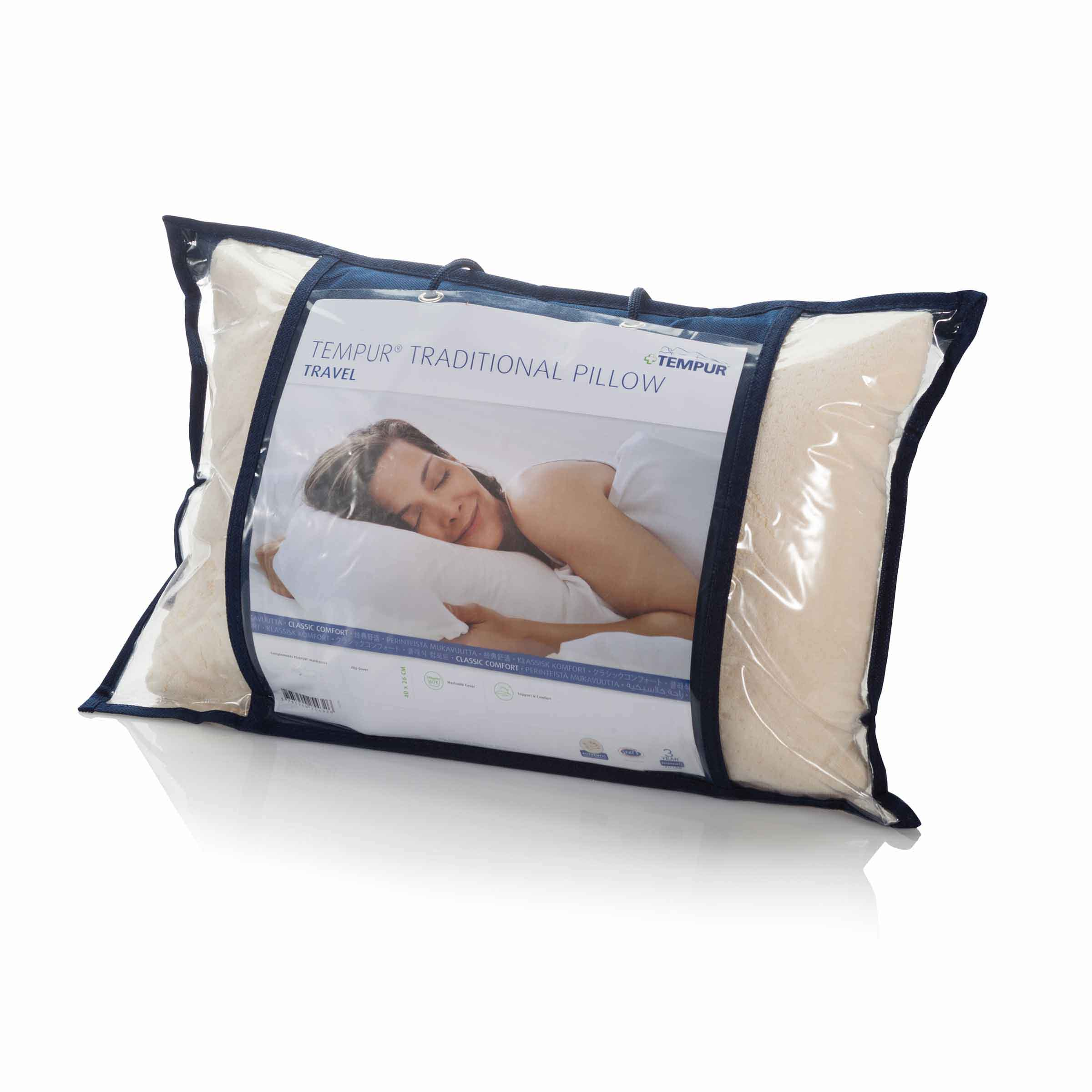 Tempur Traditional Pillow John Lewis : How to get a posh Tempur travel pillow totally free (normally ?65) - MoneySavingExpert.com Deals ...
