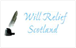 Will relief Scotland logo