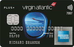 Virgin atlantic miles plus money