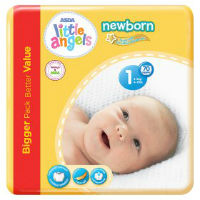 Asda 'Little Angels' newborn nappies