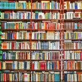 Will libraries do away with books altogether in future?