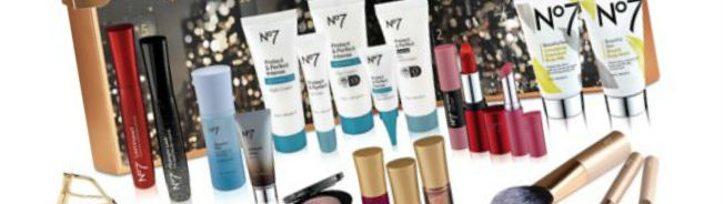 Trick To Get 150ish Of No7 Beauty Products For 39 And More Super Savings Via Advent Calendars