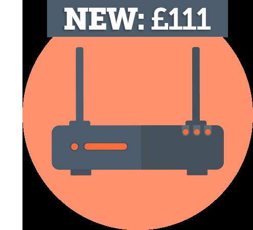 Cheap broadband