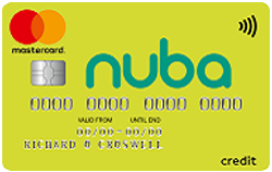 Nuba Balance Transfer Credit Card 41 months