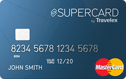 Supercard - the cheapest way to spend overseas