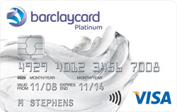 Barclaycard's 23 months, no fee