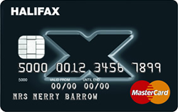 Halifax Balance Transfer Credit Card 43 months