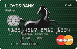 Lloyds Balance Transfer Credit Card 6.4%