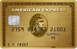 Amex Preferred Rewards Gold Card