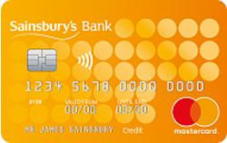 Sainsbury's card