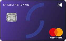 Starling Bank Debit Card