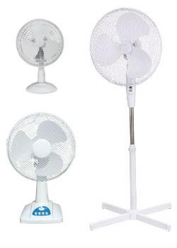 Cheap electric fans