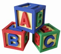 Childcare building blocks