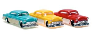Picture of classic toy cars
