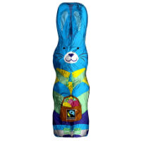 Co-op chocolate bunny rabbit