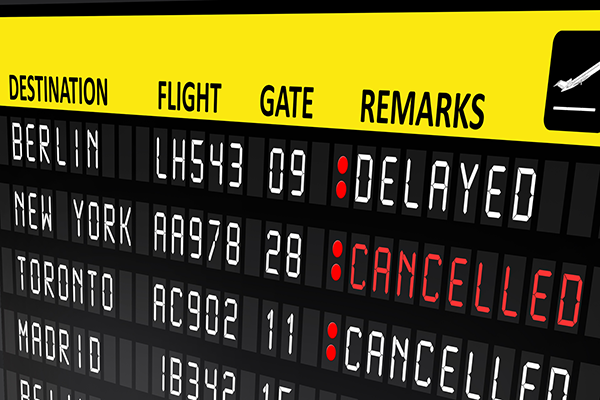 Flight delay compensation: get up to £540/person for free – MSE