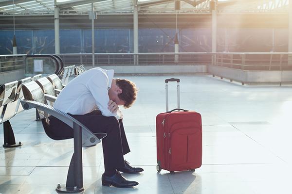 دلایل تاخیر در پروازها