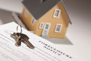 Repossession: Foreclosure notice