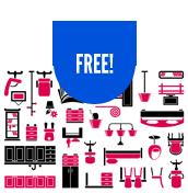 get free furniture