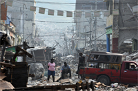 Haiti Earthquake Appeal - courtesy of shelterbox