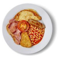Ikea £1.50 cooked breakfast