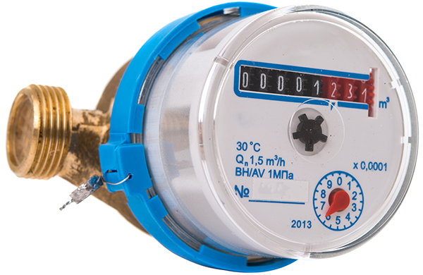 House Water Meter : Water bills meters other ways to save mse