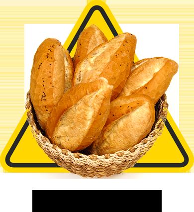 Bread beware
