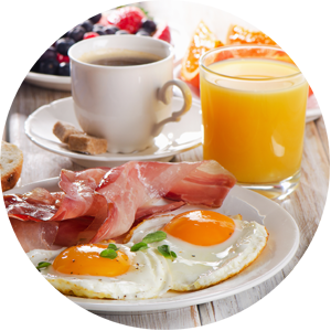 'MSE Hotel Deals' from the web at 'https://images6.moneysavingexpert.com/images/img-breakfast_yummy.png'