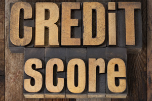 Is your credit score up to scratch?