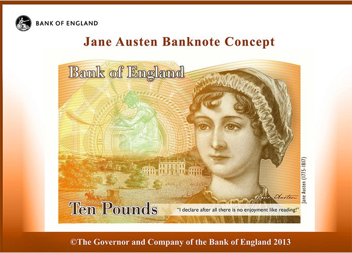 New £10 note unveiled this week – here's a sneak peek