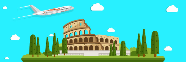 rome fly